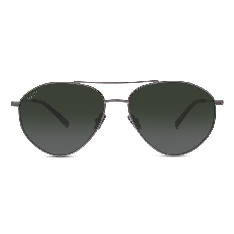 SCOUT - LIGHT GUNMETAL + GREEN + POLARIZED