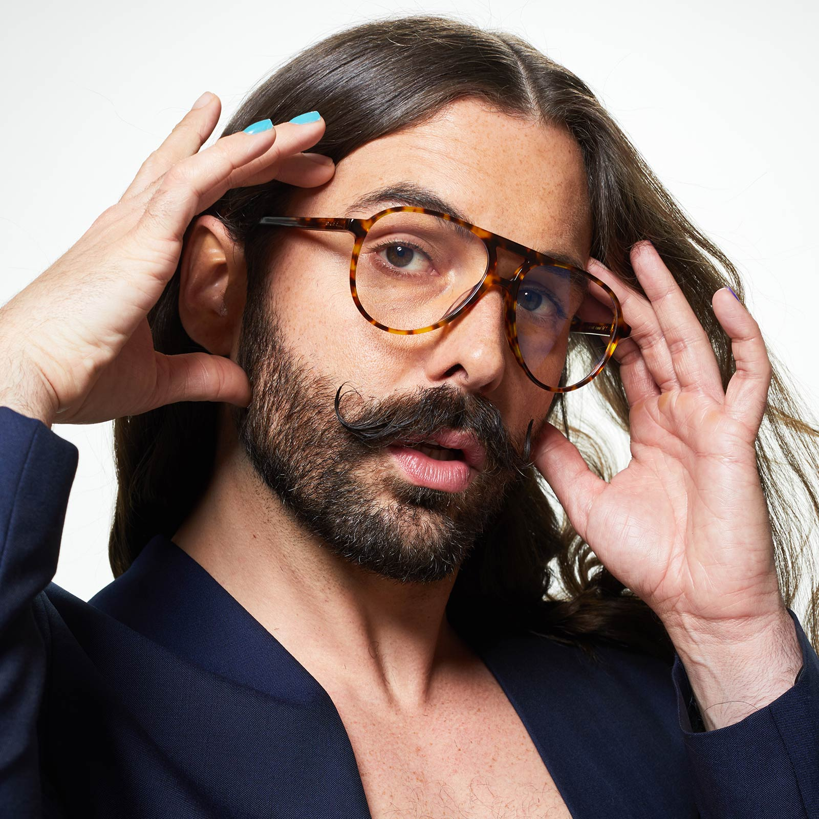 JONATHAN VAN NESS - TOSCA + AMBER TORTOISE + BLUE LIGHT TECHNOLOGY CLEAR