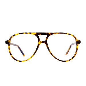 JVN TOSCA - AMBER TORTOISE + BLUE LIGHT TECHNOLOGY CLEAR