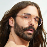 JONATHAN VAN NESS - TOSCA + ROSE CRYSTAL + BLUE LIGHT TECHNOLOGY CLEAR