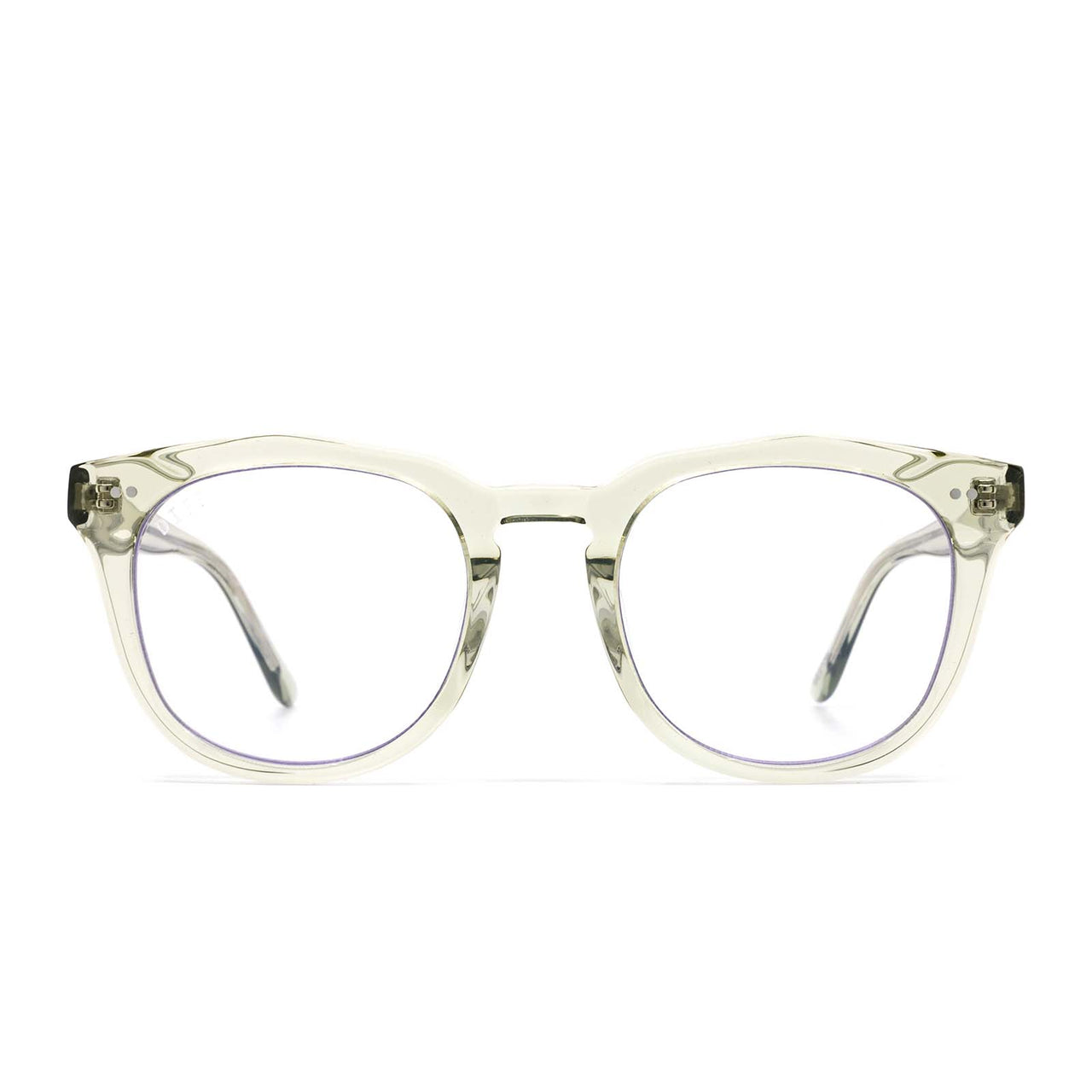 Weston olive crystal and prescription front