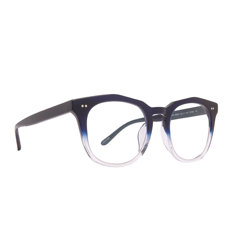WESTON - NAVY OMBRE + CLEAR