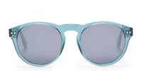 swatch for CODY - PURE BLUE + GREY MIRROR POLARIZED--sold out