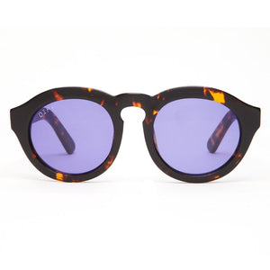 DIME - TORTOISE + PURPLE COLOR THERAPY + POLARIZED