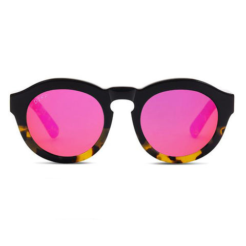 DIME - TWO TONE + PINK MIRROR + POLARIZED