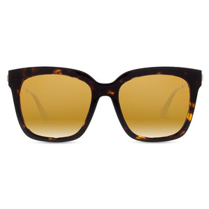 bella tortoise gold flash front