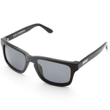 RILEY - BLACK FRAME - POLARIZED GREY LENS - DIFF Eyewear  - 3