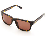 RILEY - TORTOISE FRAME - BROWN LENS - DIFF Eyewear  - 3