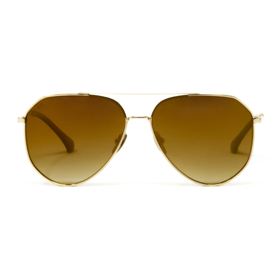 02563a6b9030 JESSIE JAMES DECKER - DASH + GOLD MIRROR GRADIENT POLARIZED