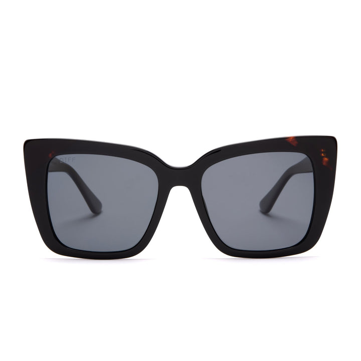 lizzy black and grey polarized front