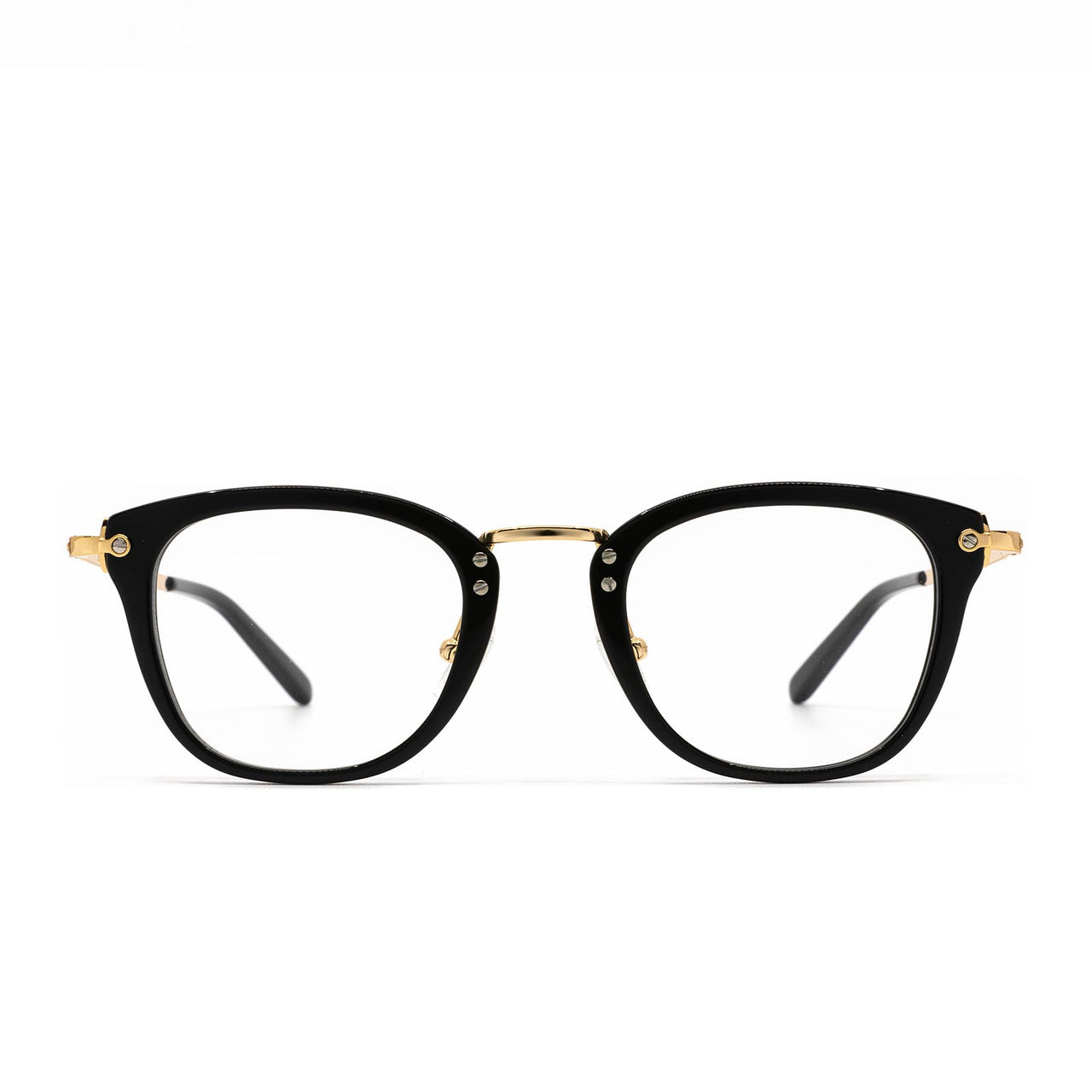 Rue Black  and clear prescription front