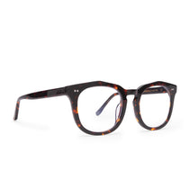 weston dark tortoise and prescription lens angle
