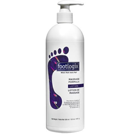 Footlogix - Massage Lotion - 500ml
