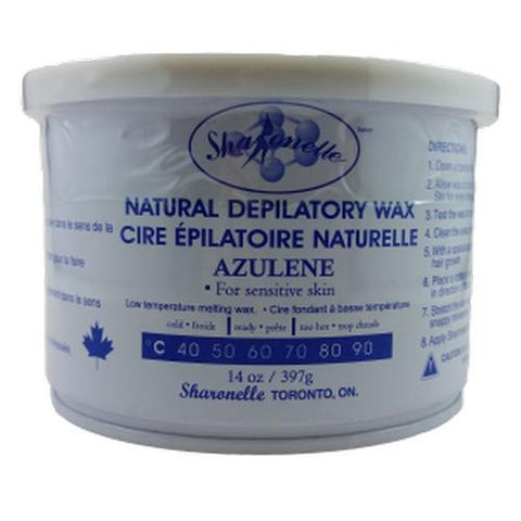 Sharonelle - Azulene Wax - 14oz