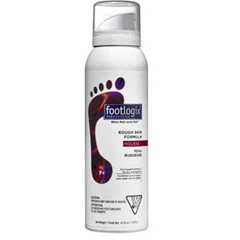 Footlogix - Rough Skin Mousse - 125ml