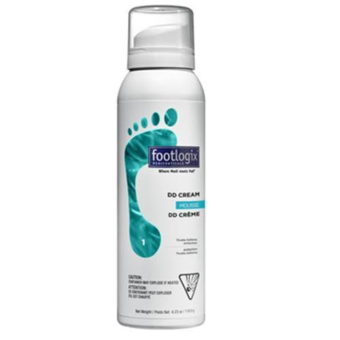 Footlogix - DD Cream Mousse - 125ml