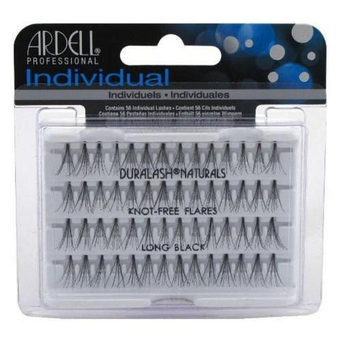 Ardell Knot Free - Long Flare - 56 Individual Lashes