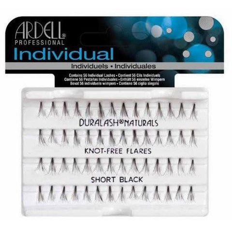 Ardell Knot Free - Short - 56 Individual Lashes