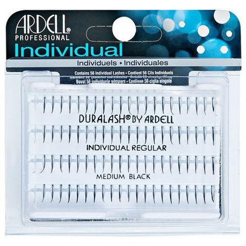 Ardell Individuals - Medium Black - 56 Individual Lashes