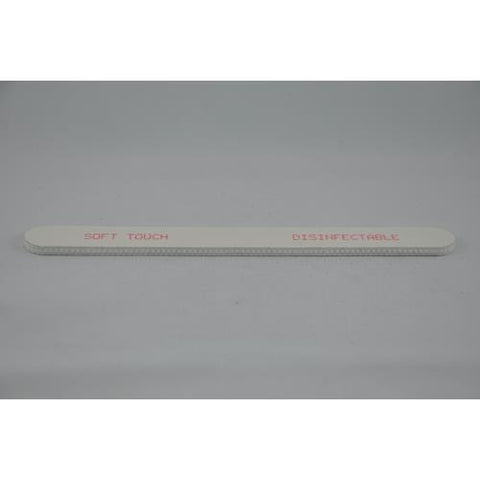 Soft Touch - White File 100/180 - 50 Pack