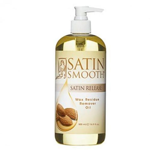Satin Smooth - Wax Residue Remover for Skin - 16oz