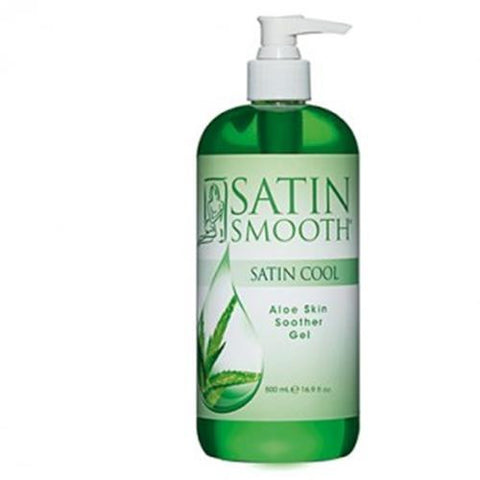 Satin Smooth - Cooling Gel - 16oz