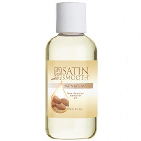 Satin Smooth - Wax Residue Remover for Skin - 4oz