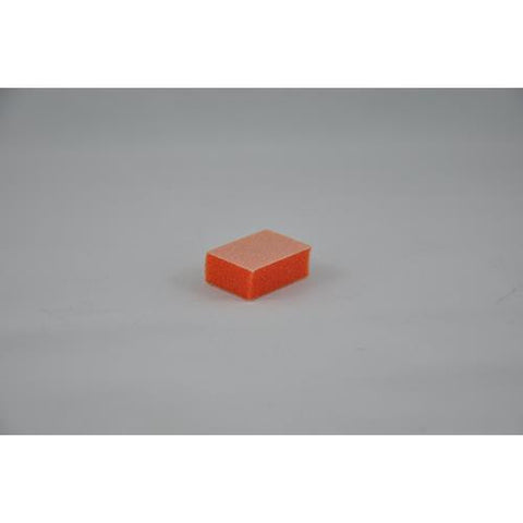 Dixon - Mini Orange Buffing Blocks - 100/100 Grit