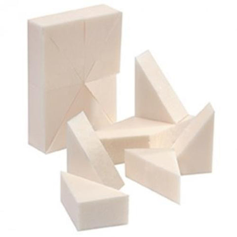 Dannyco - Foam Make Up Wedges - 24 Pack