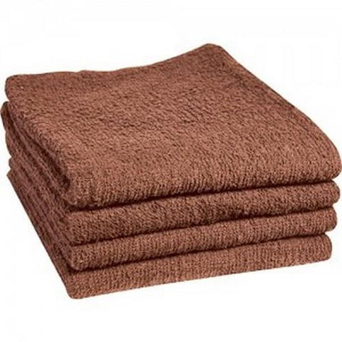 Dannyco - Spa Towel - Brown