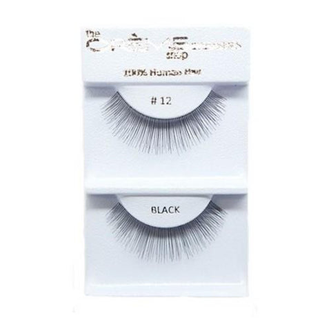 Creme Strip Lashes - #12 - 1 Pair