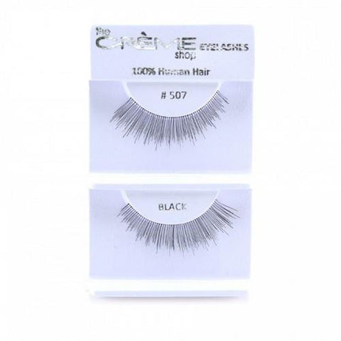 Creme Strip Lashes - #507 - 1 Pair