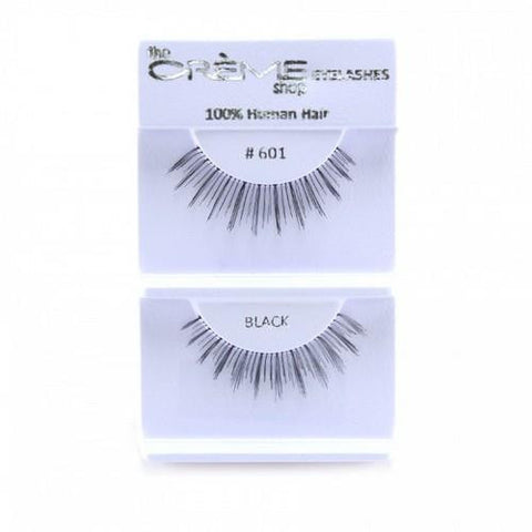 Creme Strip Lashes - #601 - 1 Pair