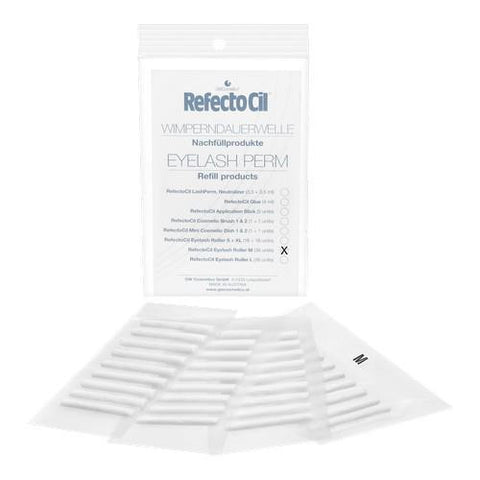 RefectoCil - Medium Lash Perm Rods - 36 Pack