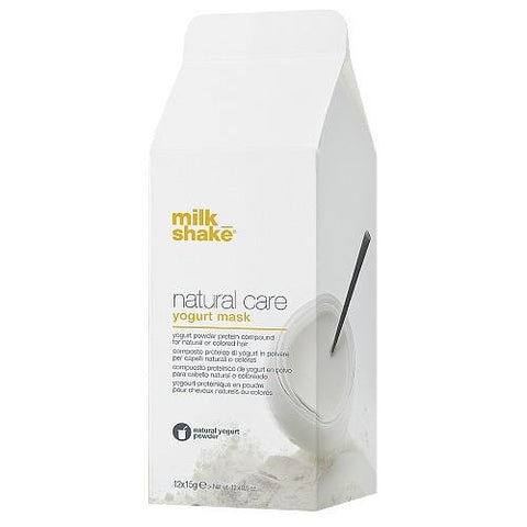 Milkshake - Natural Care Yogurt Mask Powder - 12 Packs X 15g