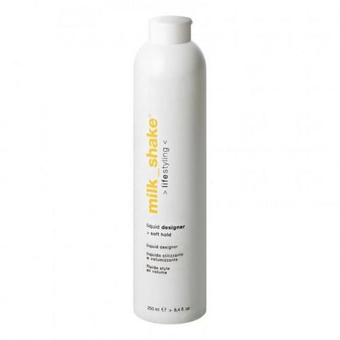 Milkshake - Liquid Designer Soft Hold - 250ml