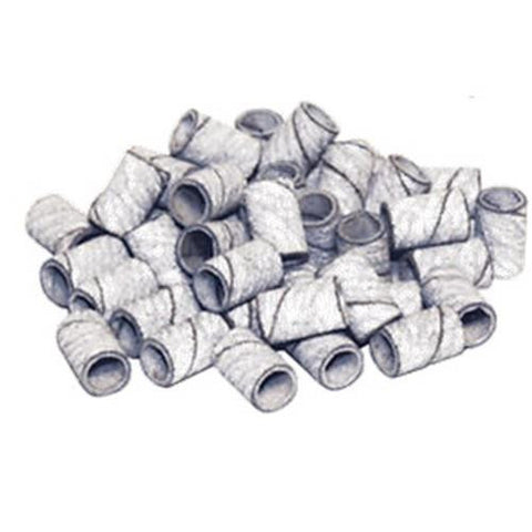 Medicool Arbor Bands - White Medium - 500 Pack