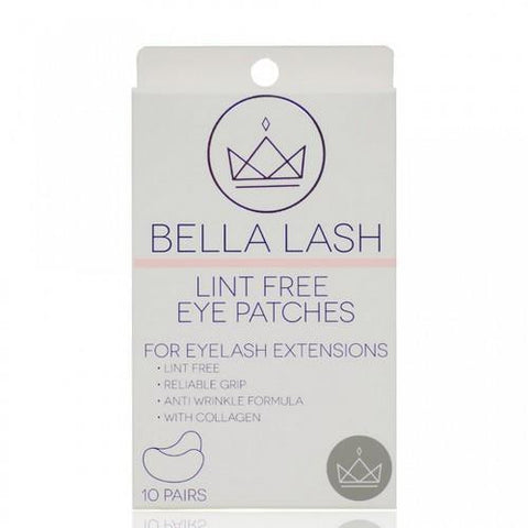 Bella - Lint Free Gel Eye Patches - 10 Pack