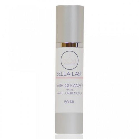 Bella - Lash Cleanser With Make Up Remover - 50ml