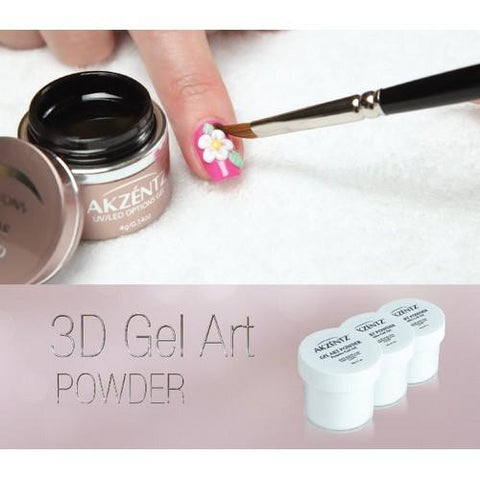 Akzentz - Gel Art Powder - 20g