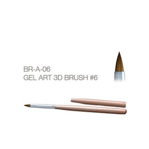 Akzentz - 3D Gel Art Brush - #6