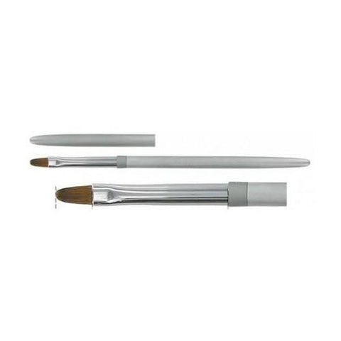 Akzentz - Oval Kolinsky Brush - #6