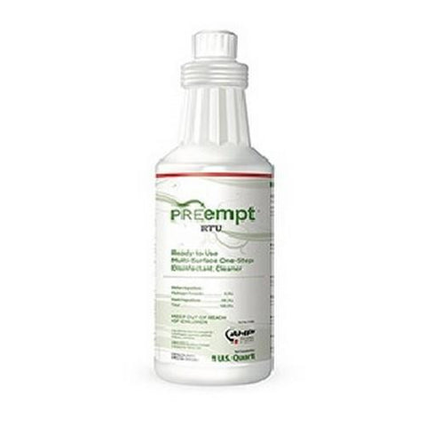 PREempt - RTU Disinfectant - 1L - Limit 2 Per Customer