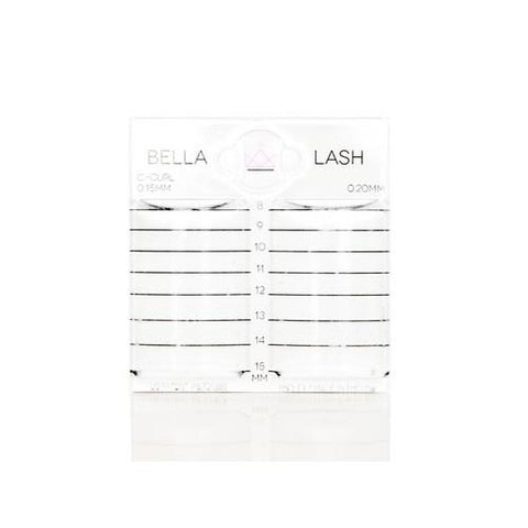 Bella - Lash Tile Blank - Double