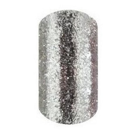 Akzentz - Gel Play Glitz White Gold Leaf - 4g