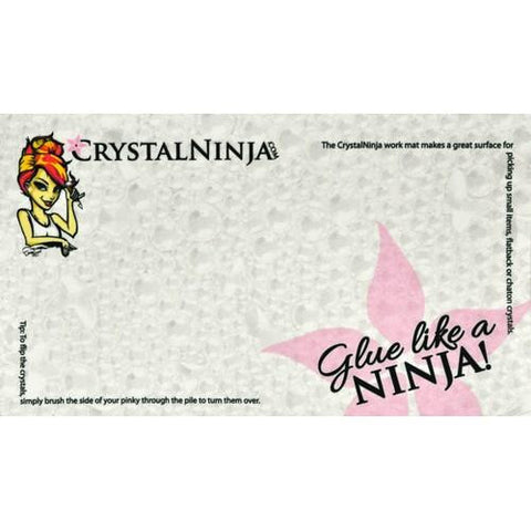 Crystal Ninja - Work Mat