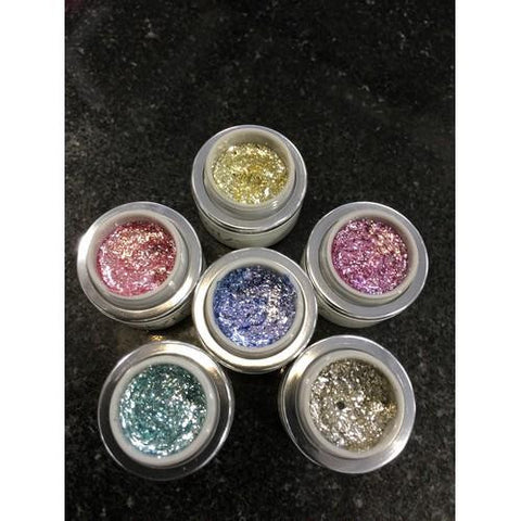 Akzentz Gel Play - Glitz Gem Mini Collection - 6pk