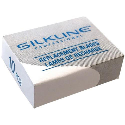 Silkline - Callus Replacement Blades - 10pk