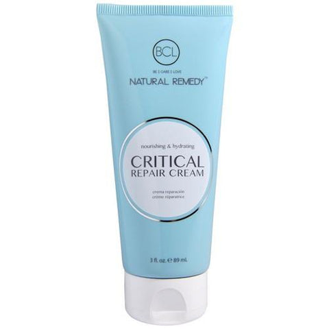 BCL Spa - Natural Remedy Critical Repair Cream - 7oz