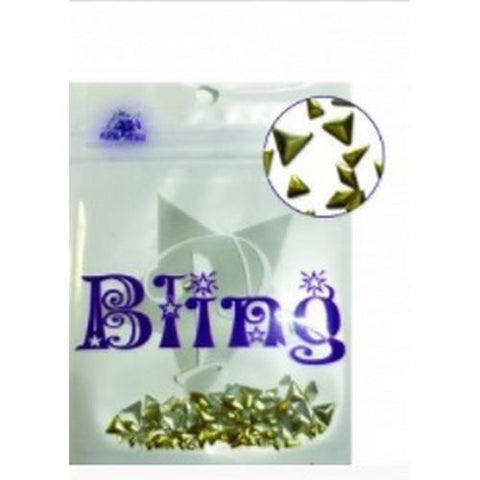 PF - Bling Gold Diamonds, Arrows & Triangles